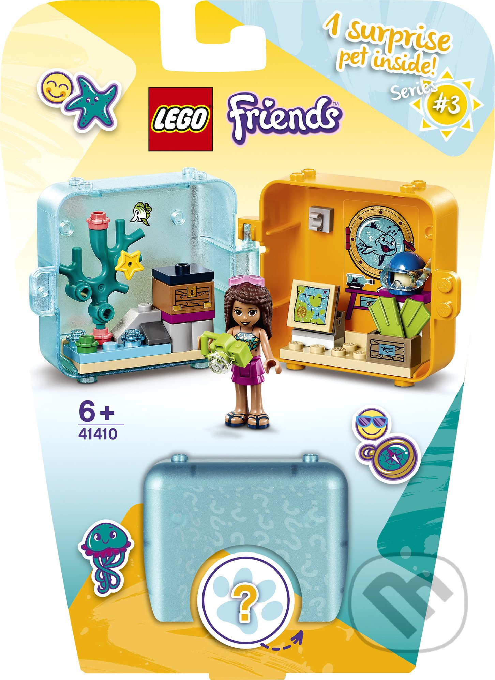 Herný boxík: Andrea a jej leto - LEGO