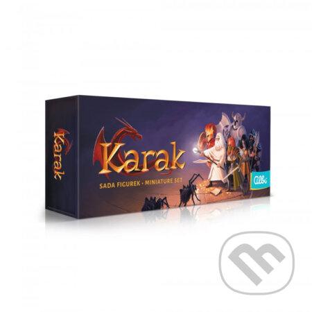 Karak - súprava 6 figúrok - Albi