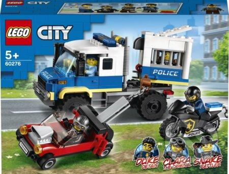 Transportér pre väzňov - LEGO