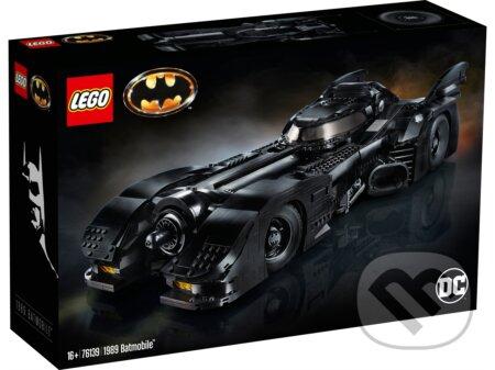 Batmobil - LEGO