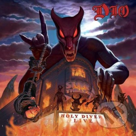 Dio: Holy Diver Live LP - Dio