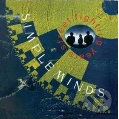 Simple Minds: Street Fighting Years - Simple Minds