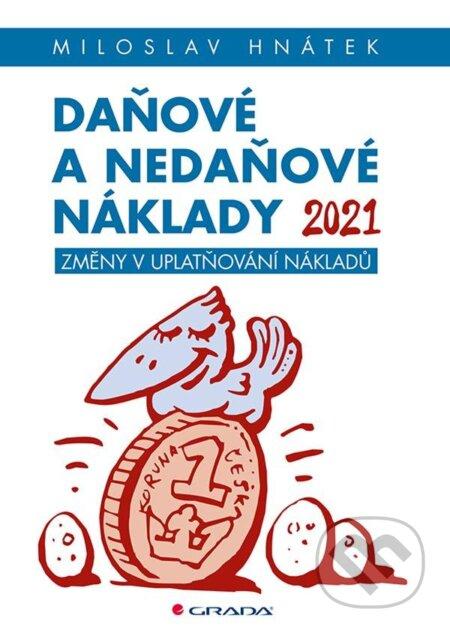 Daňové a nedaňové náklady 2021 - Miloslav Hnátek