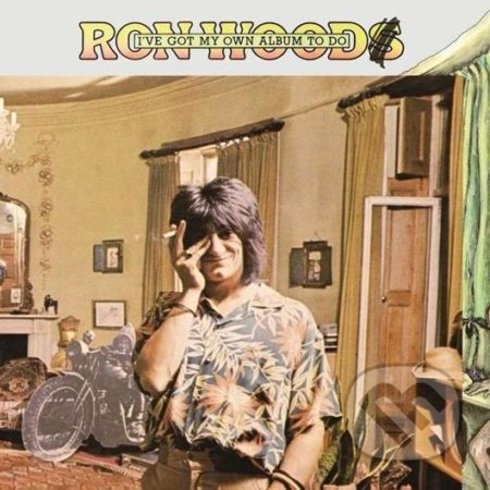 Ron Wood: I've Got my Own Album to Do - Ron Wood