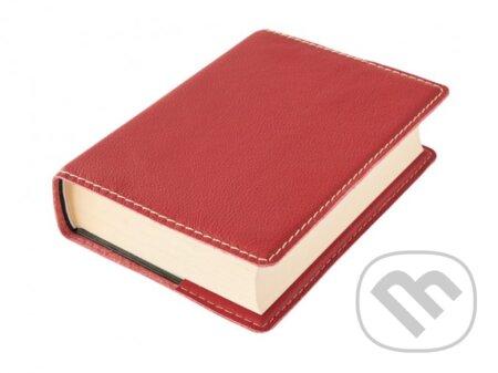 Obal na knihu Klasik: Červená - Obaly na knihy