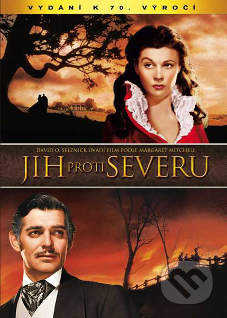 Juh proti Severu - Victor Fleming, George Cukor, Sam Wood