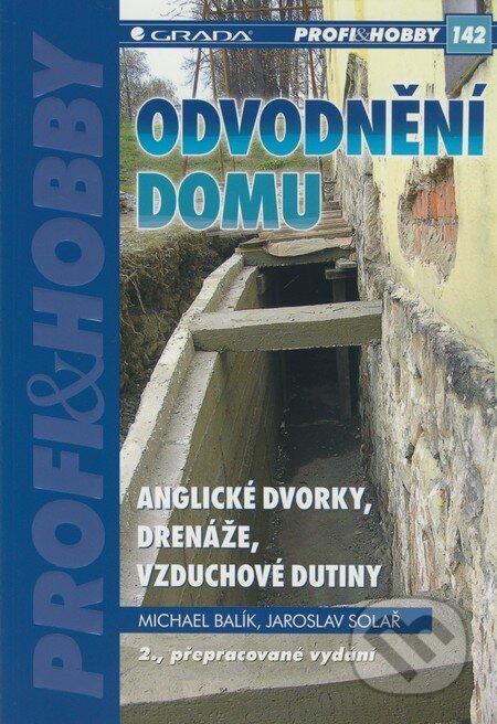 Fatimma.cz Odvodnění domu (2., přepracované vydání) Image