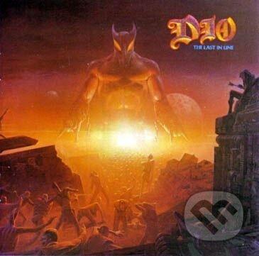 Dio: The Last In Line LP - Dio