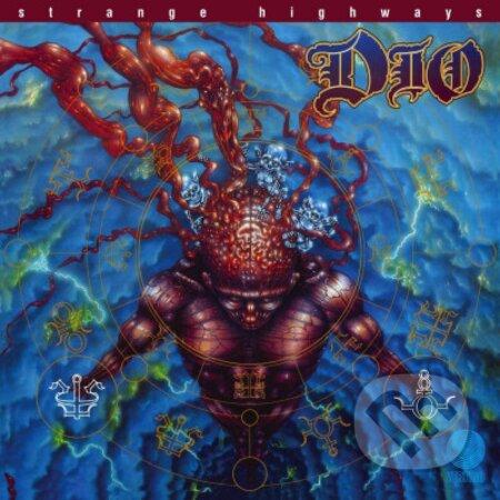 Dio: Strange Highways LP - Dio
