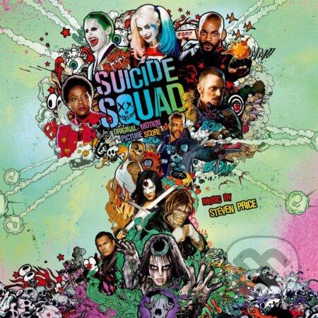 Steven Price: Suicide Squad (Soundtrack) - Steven Price