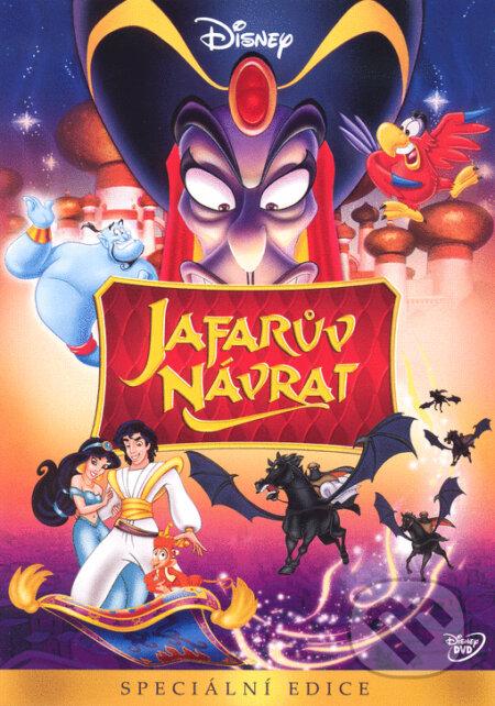 Aladin - Jafarův návrat SE DVD