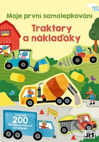 Traktory a náklaďáky - Jiří Models