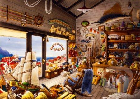 Joe & Roy Bait & Fishing Shop - Bluebird