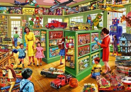 Toy Shop Interiors - Bluebird
