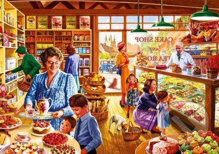 Nostalgic Cake shop - Bluebird
