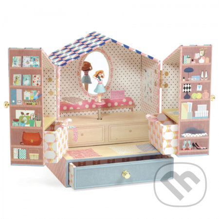 Hracia skrinka – Tinou shop - Djeco