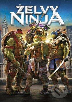 Želvy Ninja DVD