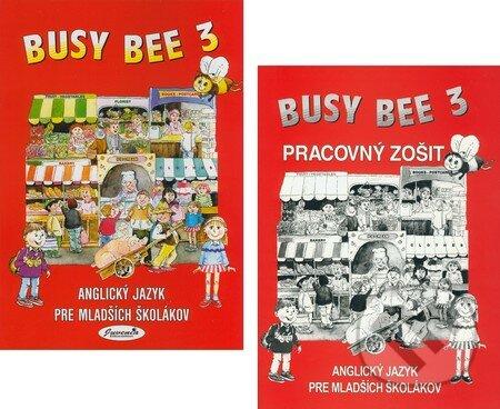 Bthestar.it Busy Bee 3: Učebnica + Pracovný zošit Image