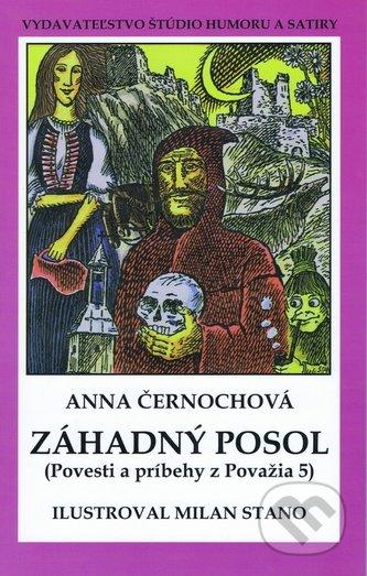 Záhadný posol - Anna Černochová