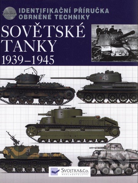 Fatimma.cz Sovětské tanky 1939 - 1945 Image