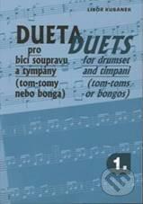 Dueta pro bicí soupravu a tympány 1 - Libor Kubánek