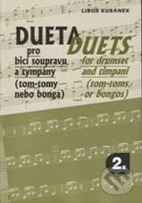 Dueta pro bicí soupravu a tympány 2 - Libor Kubánek