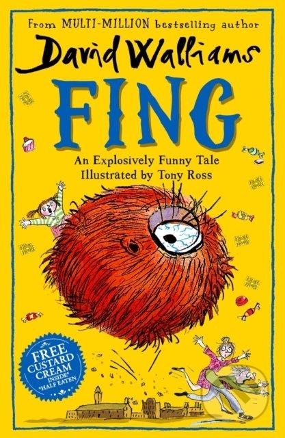Fing - David Walliams, Tony Ross (ilustrátor)