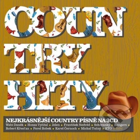Country hity - Hudobné albumy