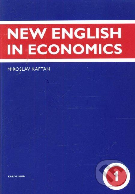 New English in Economics (1. díl) - Miroslav Kaftan