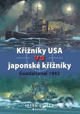 Fatimma.cz Křižníky USA vs japonské křižníky Image
