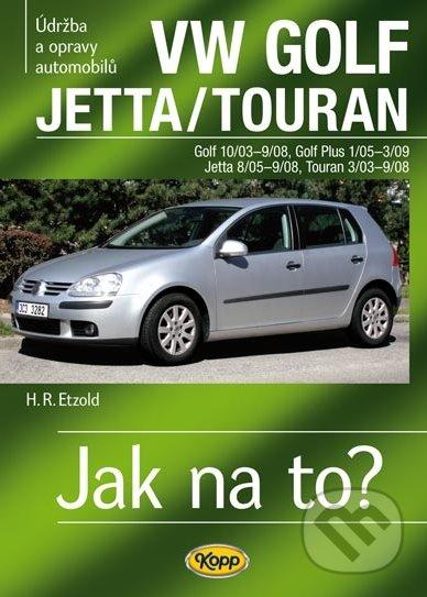 VW Golf / Jetta / Touran - H.R. Etzold