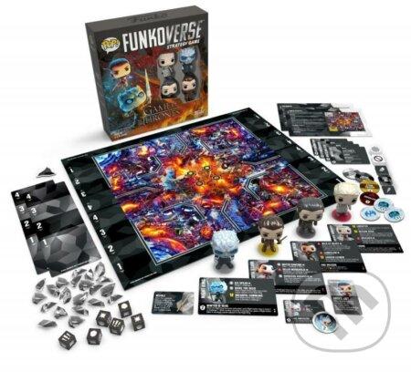 Funkoverse POP: Game of Thrones - Base set (v anglickém jazyce) - Funko