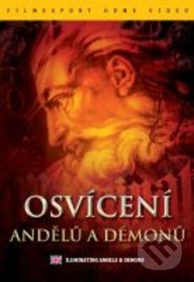 Osvícení andělů a démonů DVD