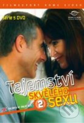 Tajemství skvělého sexu 2: Zdokonalování sexuálních prožitků DVD
