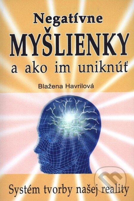 Fatimma.cz Negatívne myšlienky a ako im uniknúť Image