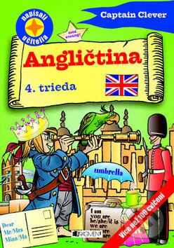 Fatimma.cz Captain Clever – Angličtina (4. trieda) Image
