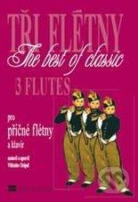 Newdawn.it Tři flétny / 3 flutes Image