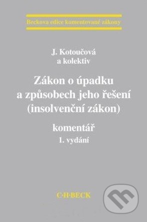 Fatimma.cz Zákon o úpadku a způsobech jeho řešení (insolvenční zákon) Image