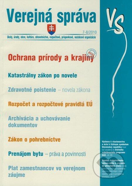 Bthestar.it Verejná správa 7-8/2010 Image
