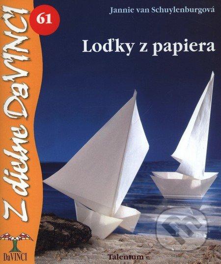 d63fafa53 Kniha: Loďky z papiera (Jannie van Schuylenburgová)   Martinus