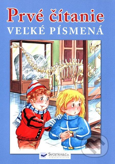 Fatimma.cz Prvé čítanie - Veľké písmená Image