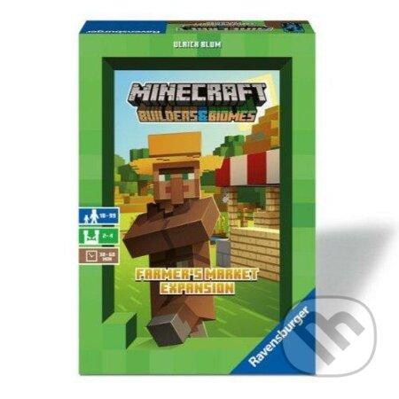 Ravensburger Minecraft hra rozšíření - Farmer´s market - Ravensburger