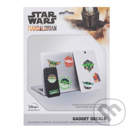Samolepky na elektroniku Star Wars The Mandalorian: Baby Yoda