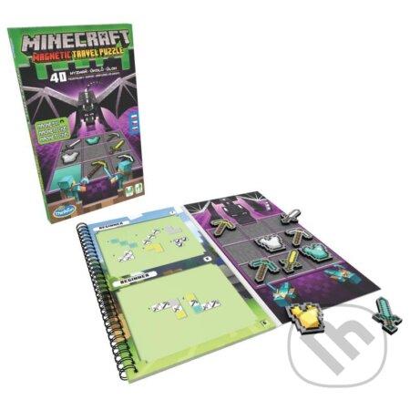 Minecraft Magnetická cestovní hra - ThinkFun