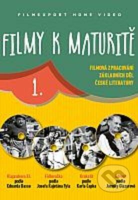 Filmy k maturitě 1 - kolekce DVD