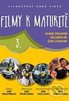 Filmy k maturitě 3 - kolekce DVD