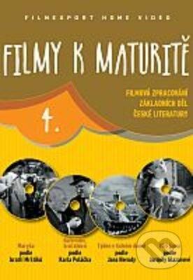 Filmy k maturitě 4 - kolekce DVD