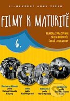 Filmy k maturitě 6 - kolekce DVD