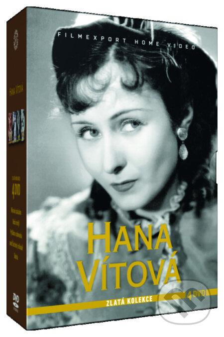 Hana Vítová - Zlatá kolekce DVD