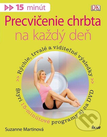 Interdrought2020.com Precvičenie chrbta na každý deň + DVD Image